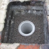 Located inside the chimney, and usually made out of metal or clay tiles. These contain combustable products, and must be kept intact in order for any product / heat to pass safely through a domicile.